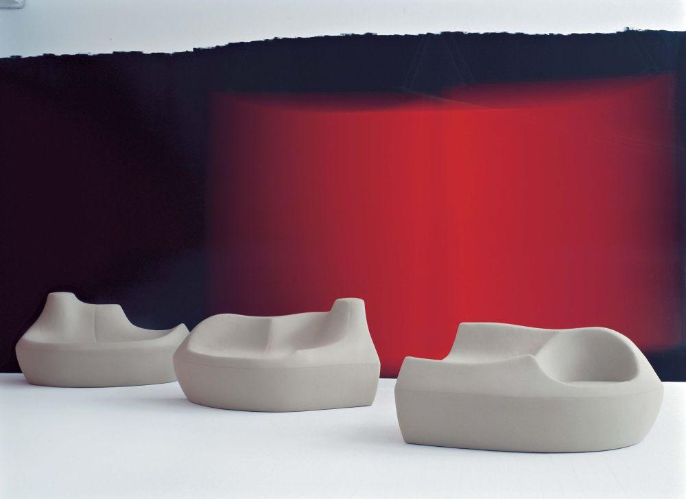 Saruyama 3 Seater Sofa by Moroso