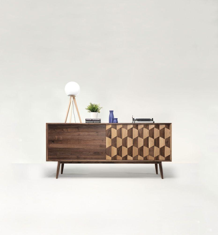Scarpa Sideboard - walnut