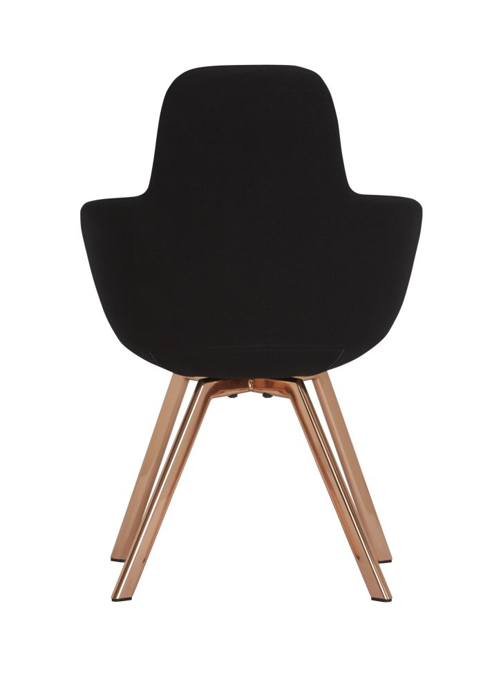 Scoop High Back Chair by Tom Dixon