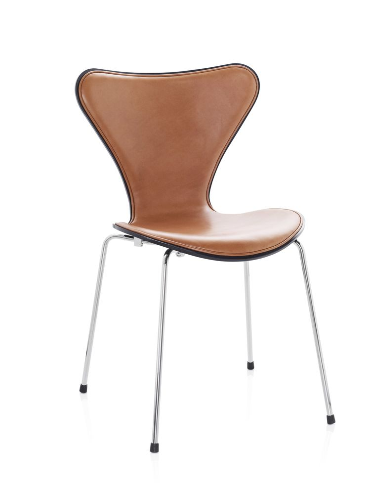 Series 7 Chair - front upholstered by Republic of Fritz Hansen