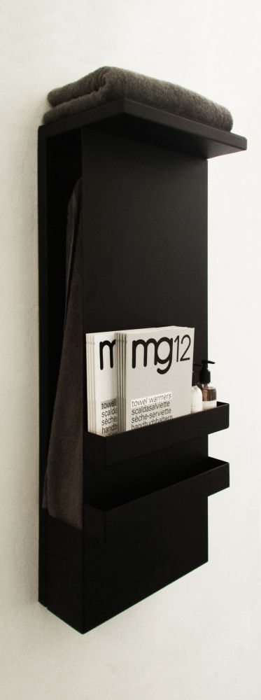 Shelf Towel Warmer by mg12