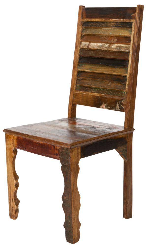Shutter Chair by Reason Season Time