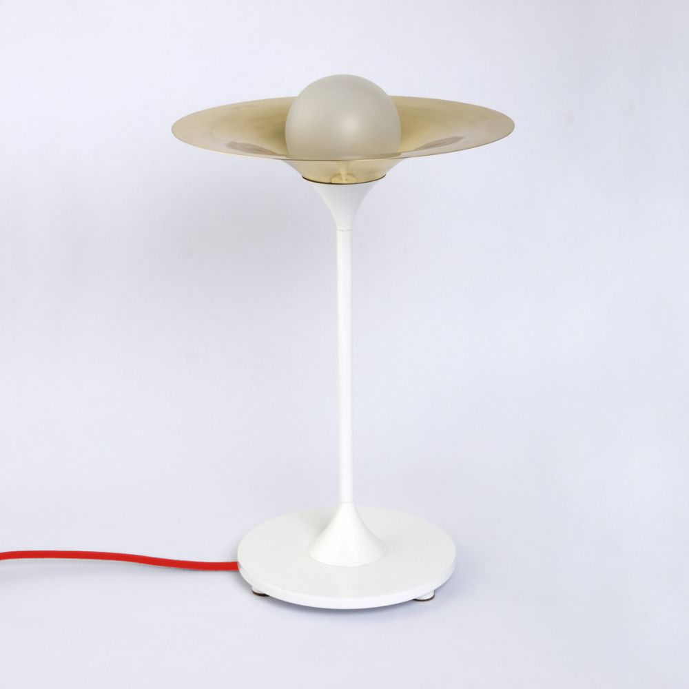 Skew Table Lamp  by Intueri Light