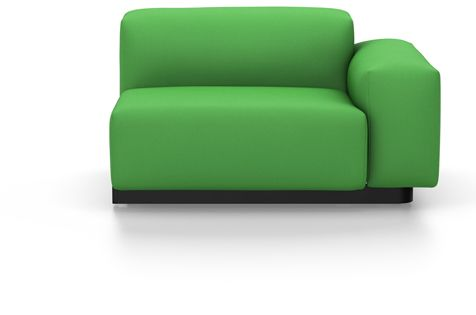 Soft Modular Sofa - Lateral Part Right by Vitra