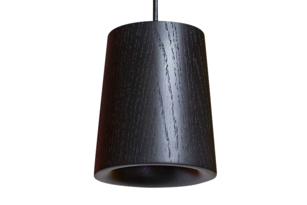 Solid Cone Pendant Light by Terence Woodgate