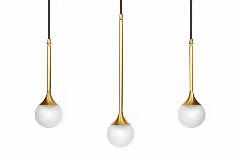 Solo 3 Suspension Light by Intueri Light
