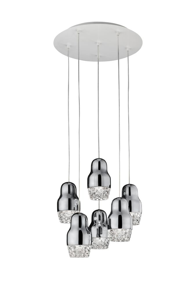 SP Fedor 6 Pendant Light by Axo Light