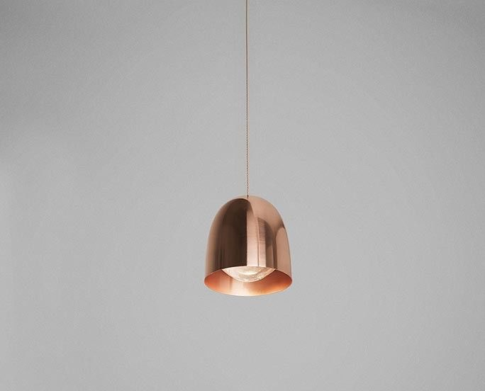Speers s1 pendant light copper copper by david abad for bx mozeypictures Image collections