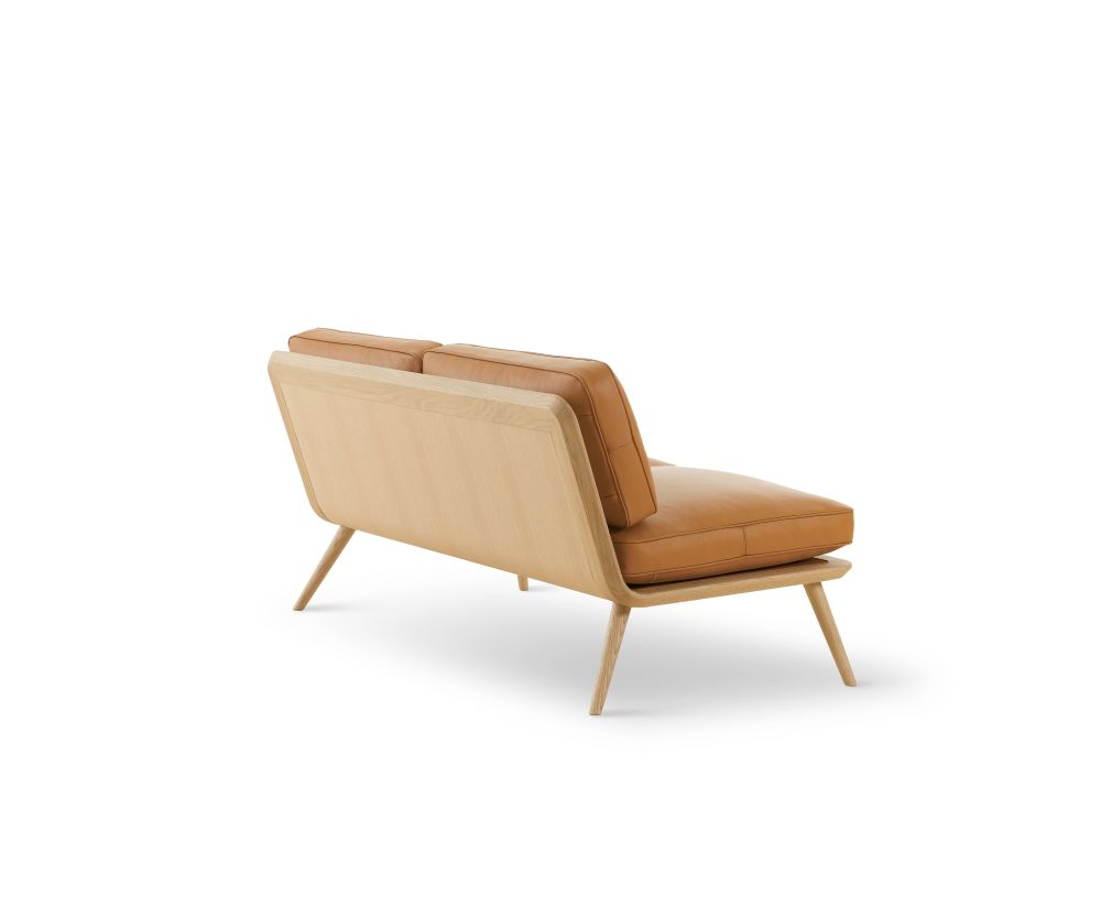 Spine Lounge Sofa - 2 Seater by Fredericia
