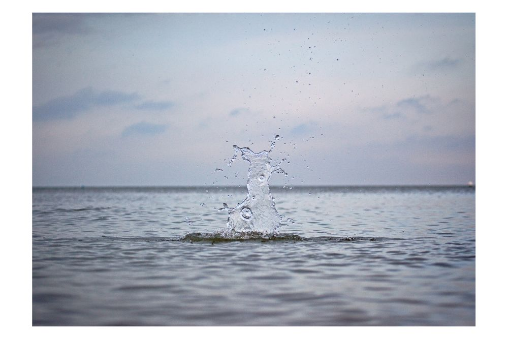 Splash #02 Print by The Artful Project