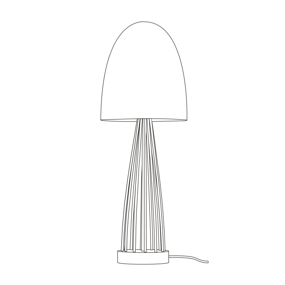 Stanley Table Lamp by Original BTC