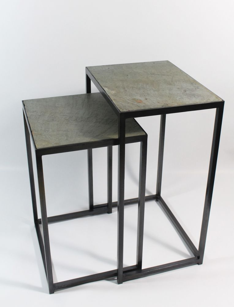 Steady Constant Side Tables  by M Dex Design