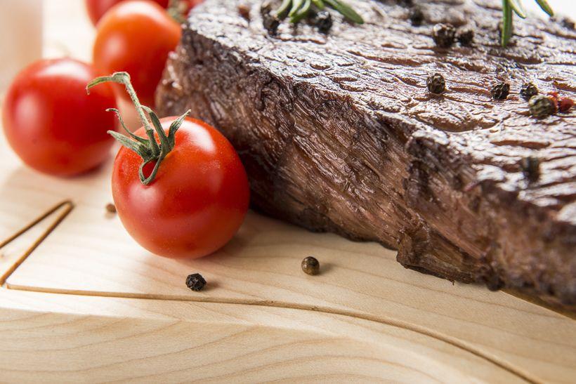 Steak Wooden Board by MEJD