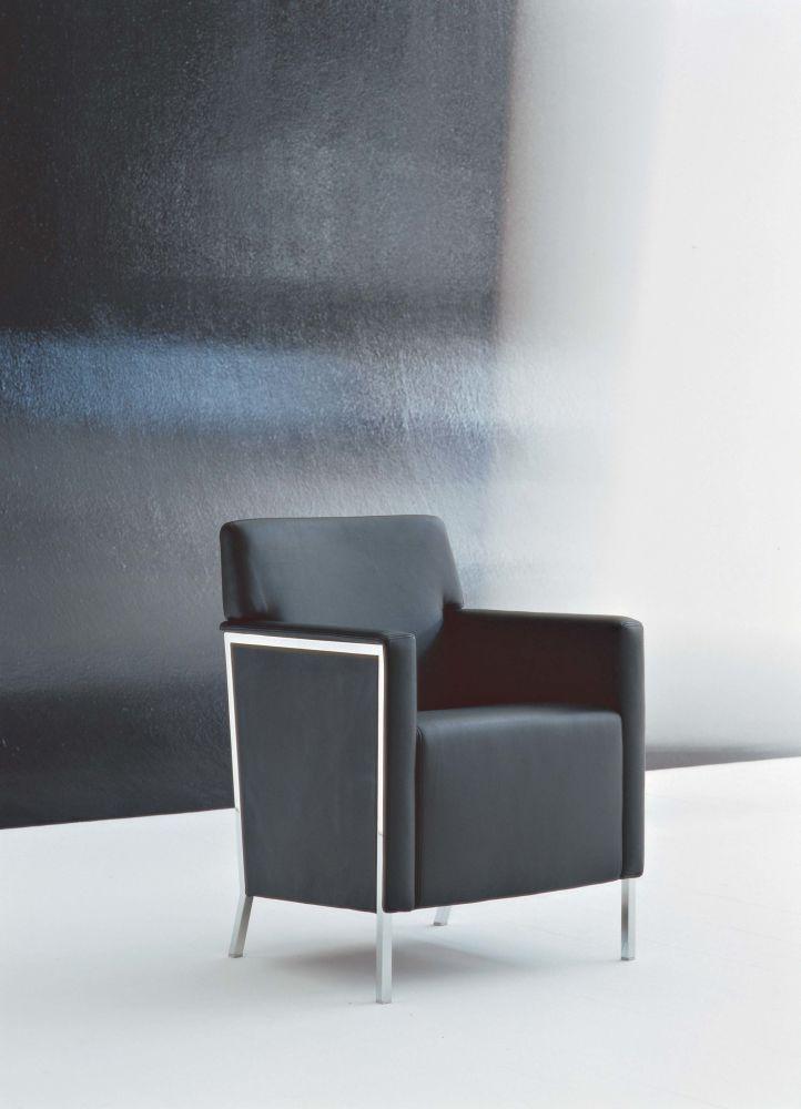 Steel Konferenz Chair by Moroso