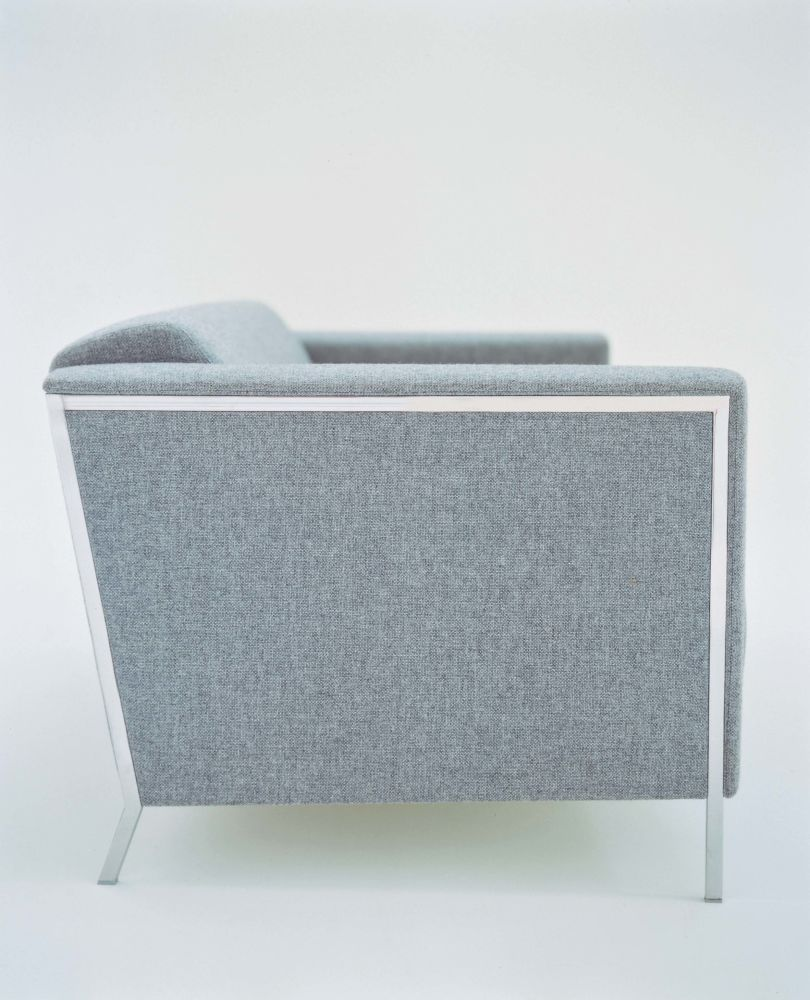 Steel Major 2 Seater Sofa by Moroso