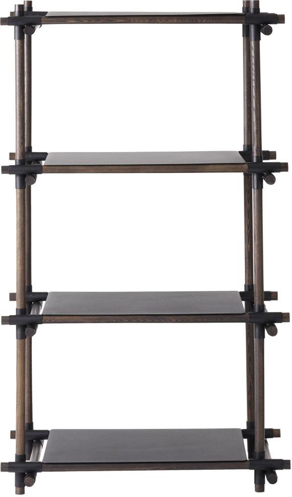 Stick System Shelving, 1x4 by Menu