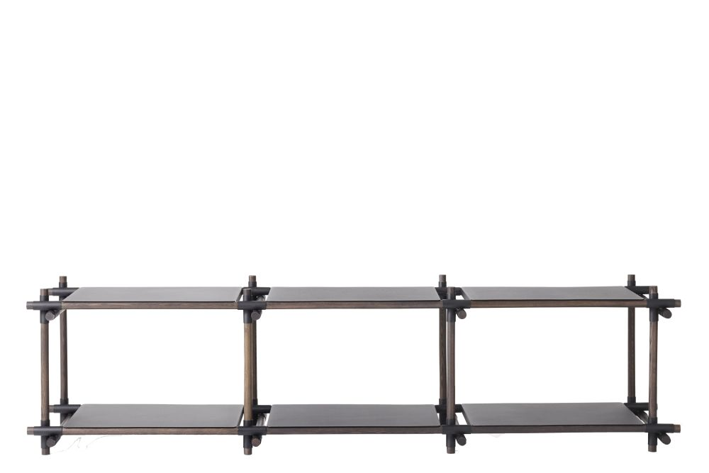 Stick System Shelving, 3x2 by Menu