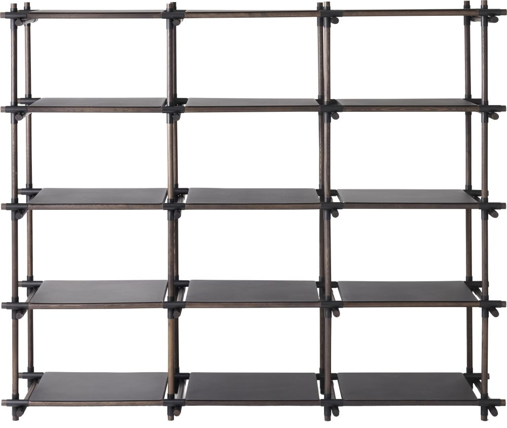 Stick System Shelving, 3x5 by Menu