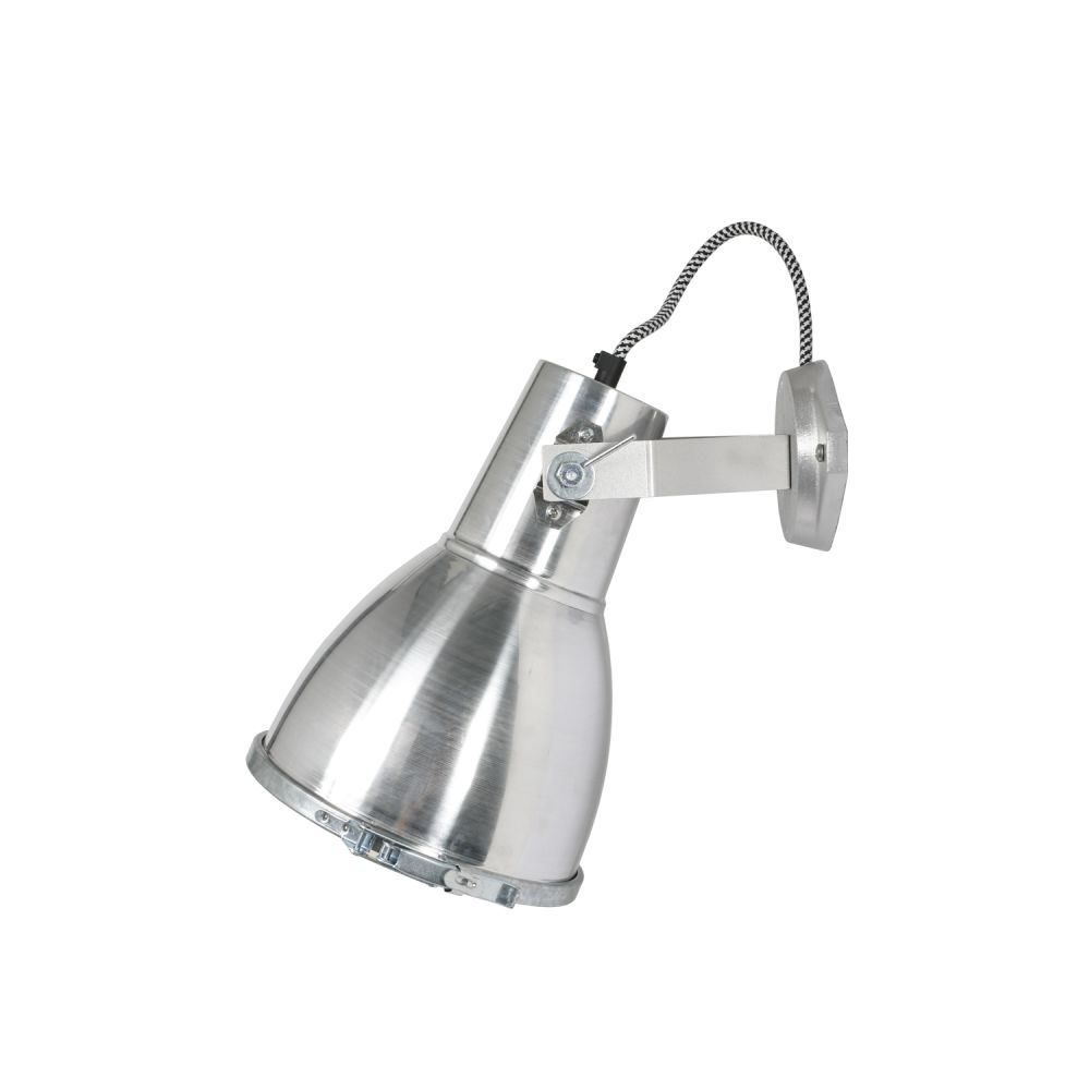 Stirrup  Wall Light with Etched Glass by Original BTC