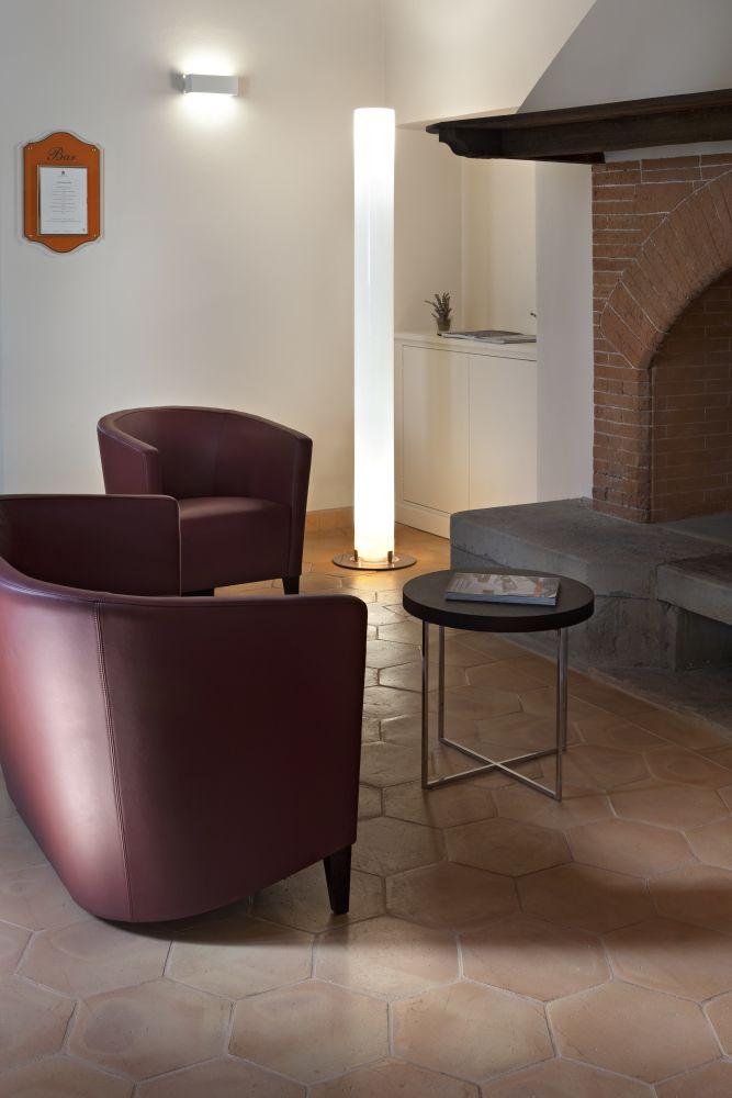 Stylos Floor Lamp by Achille Castiglioni for Flos