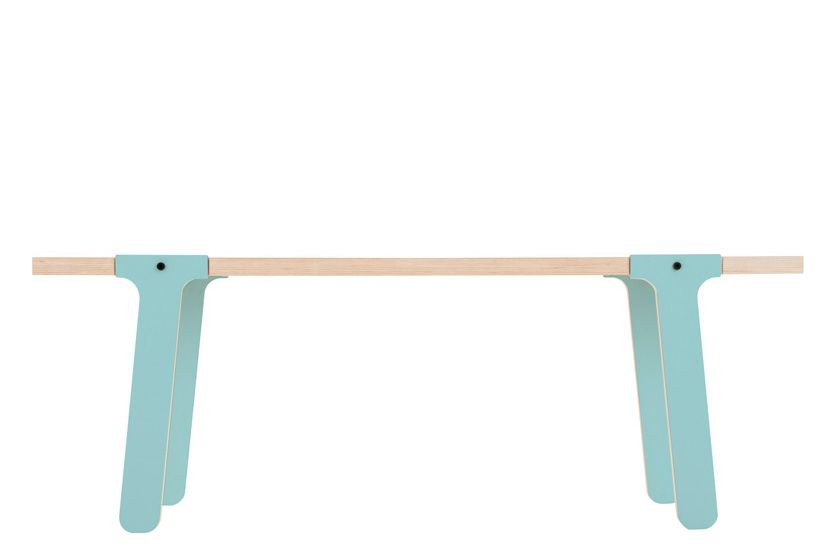 Switch Bench 07 - Butterfly Blue