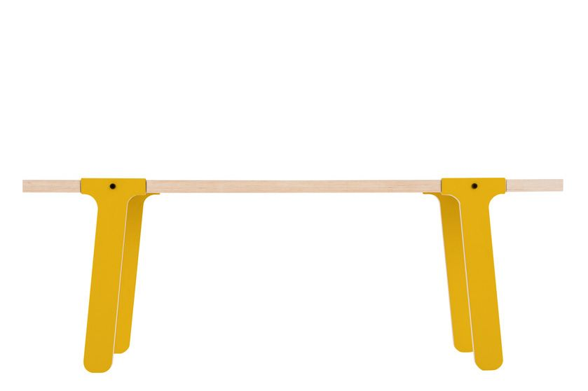Switch Bench 07 - Canary Yellow