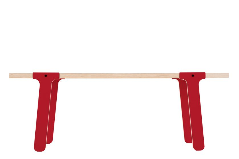 Switch Bench 07 - Cherry Red