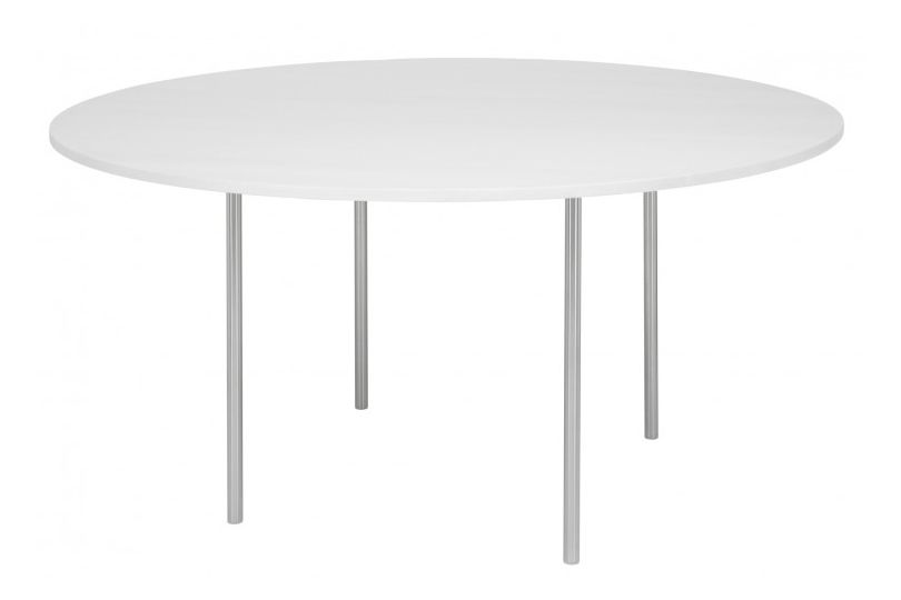 TA14 Anton Round Dining Table by e15