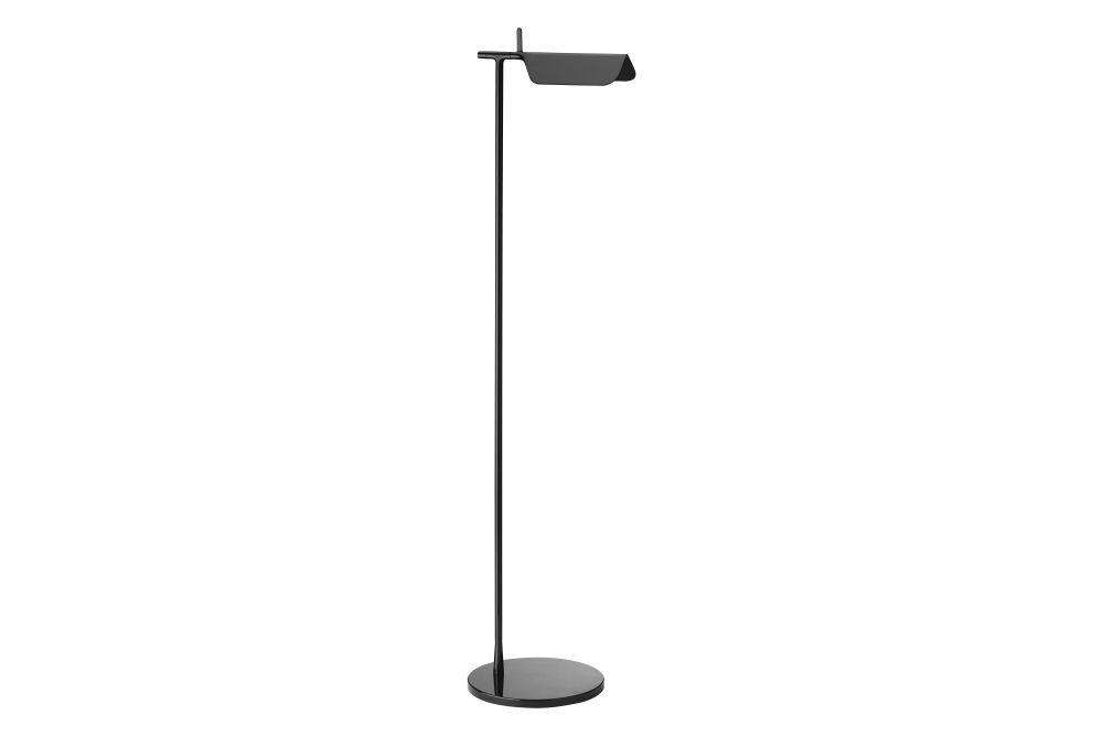 Tab floor lamp black by edward barber jay osgerby for flos aloadofball