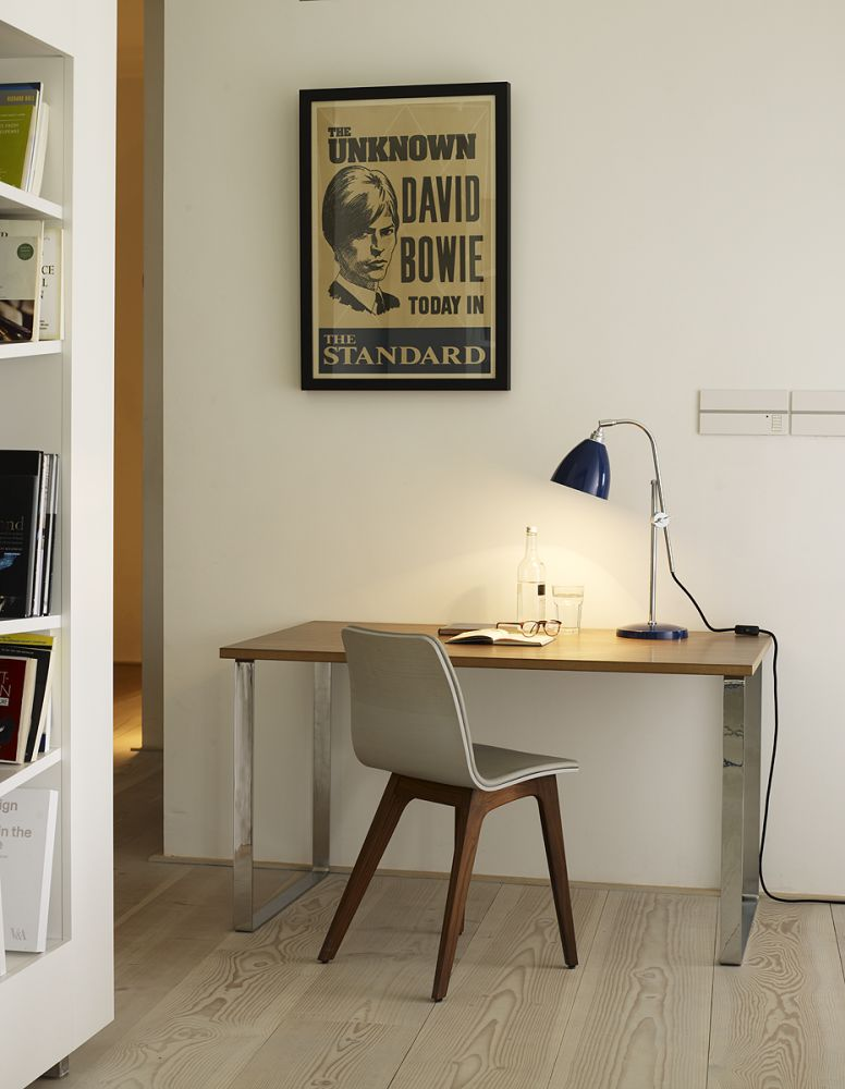 Task table lamp black small by original btc the classic british task range of pendant table floor overreach and wall lights are a popular style choice mozeypictures Images