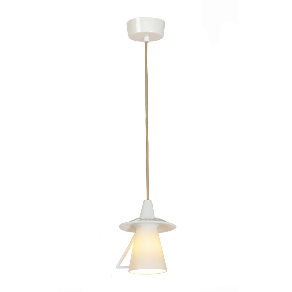 Teacup Pendant Light by Original BTC