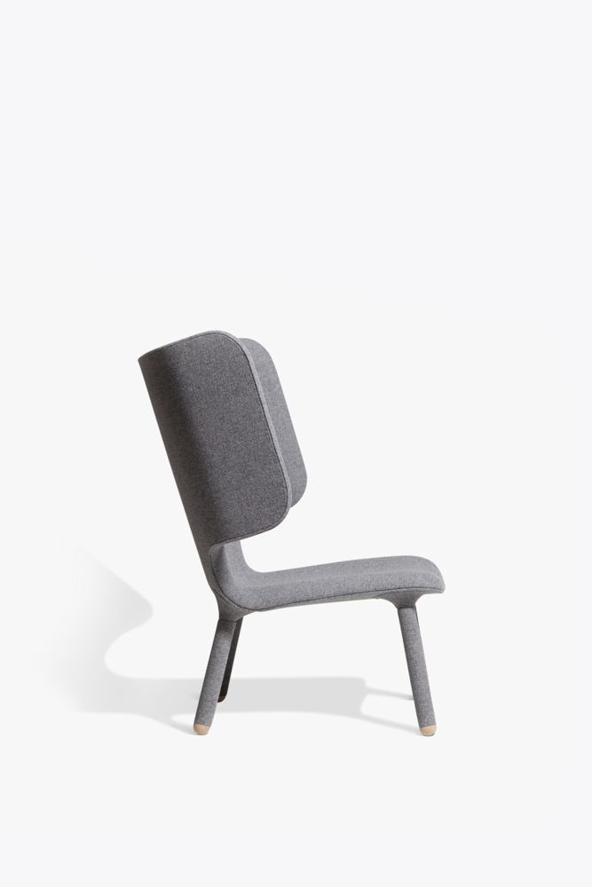 Tembo Lounge Chair by New Works