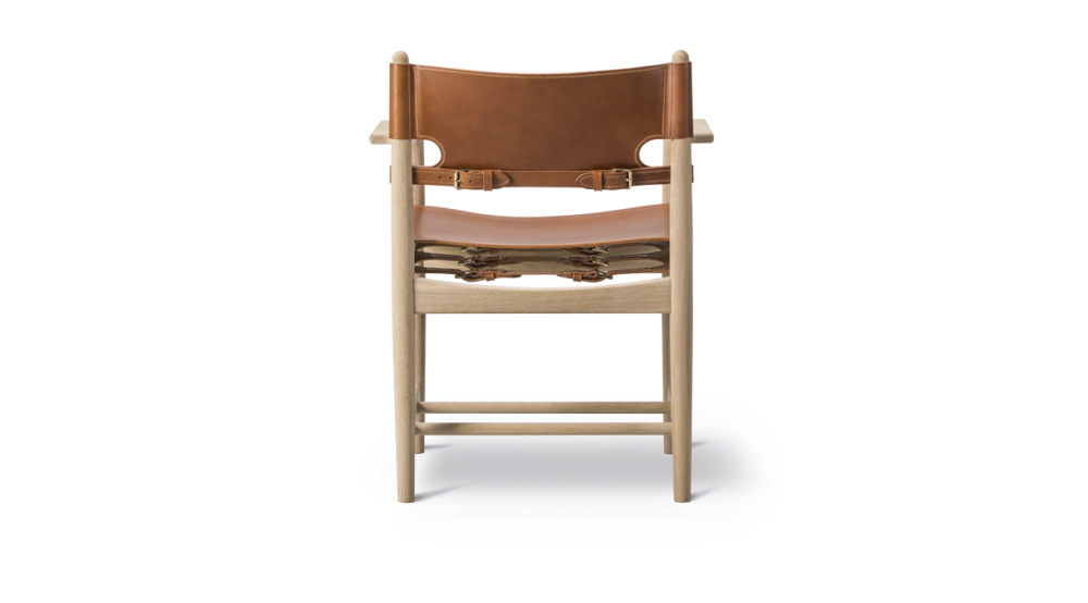 The Spanish Dining Armchair by Fredericia