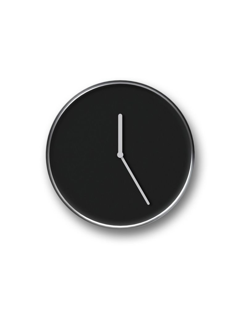 THIN | Wall Clock by TEO