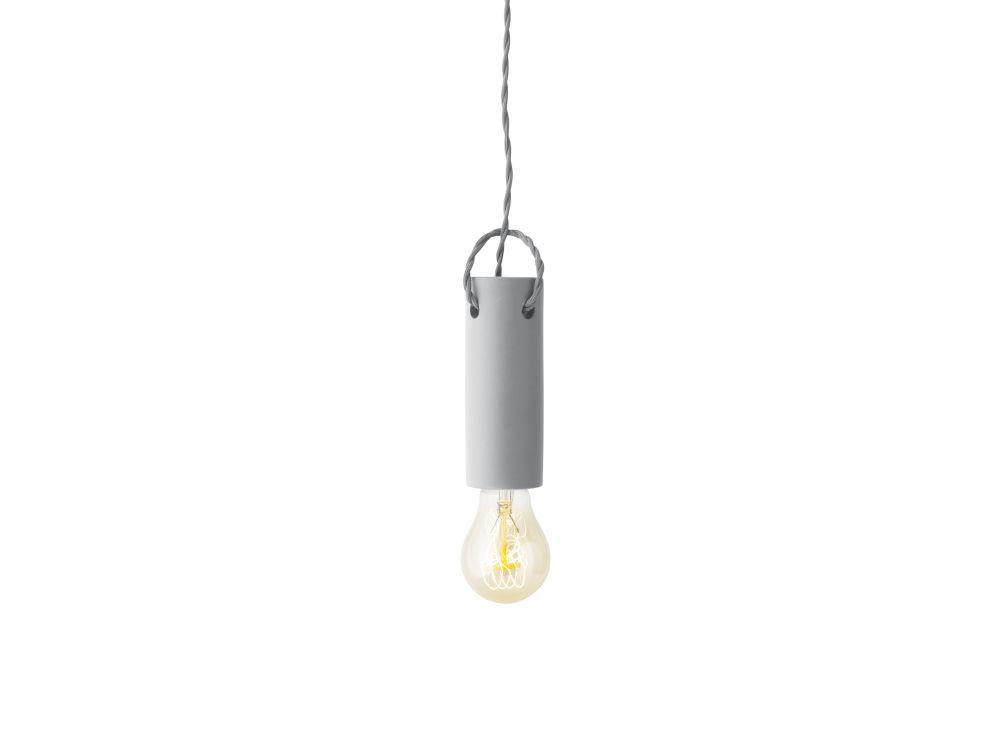 Tied Pendant Light by Menu