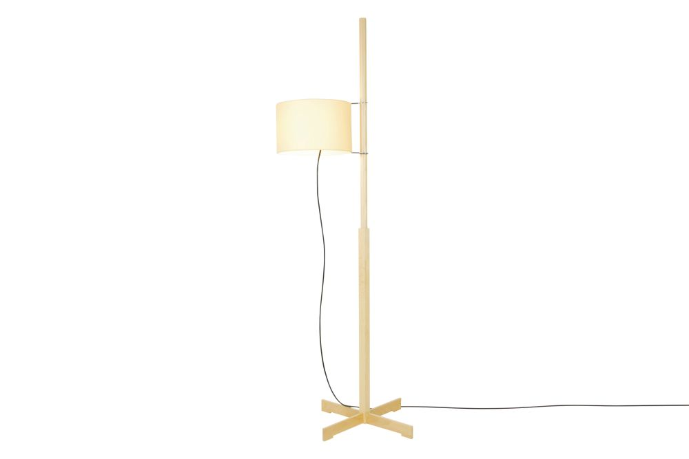 TMM Floor Lamp by Santa & Cole
