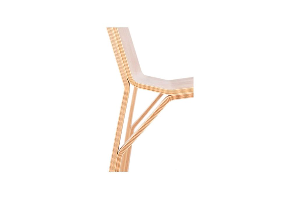 Trimo Chair by RIGA CHAIR