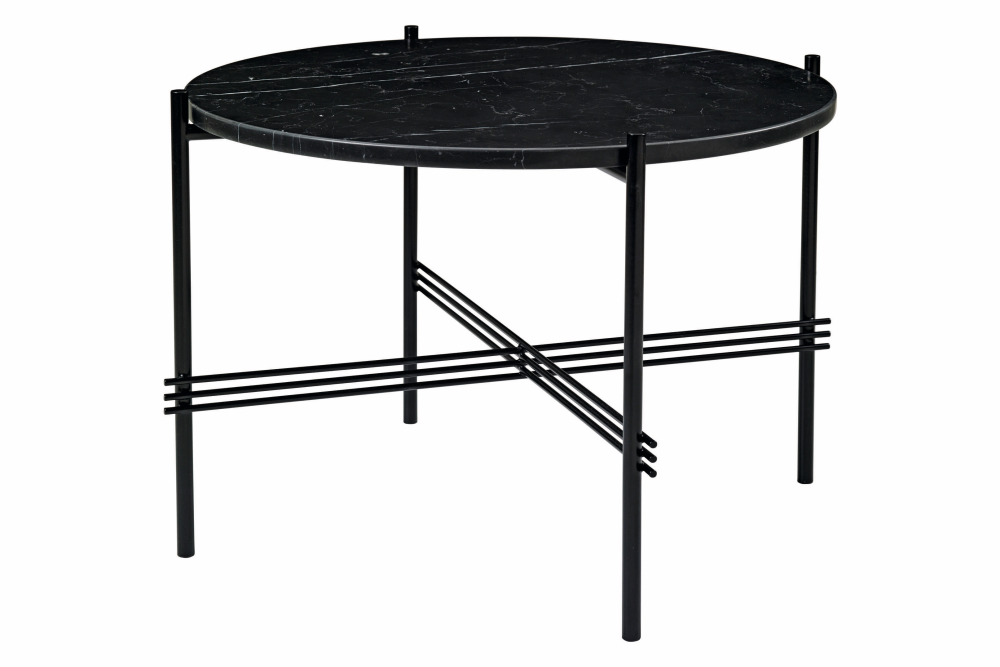 TS Round Coffee Table With Marble Top By Gubi - Looking for a round coffee table