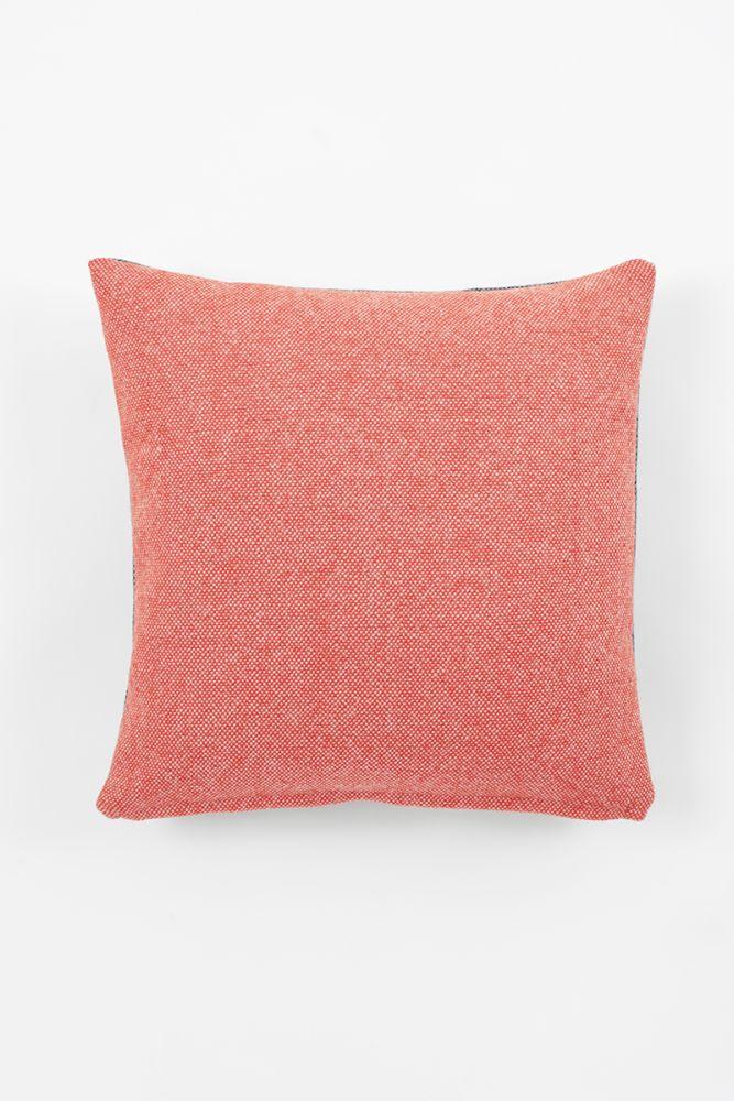 Twin Tone Cushion - Rosie Pink