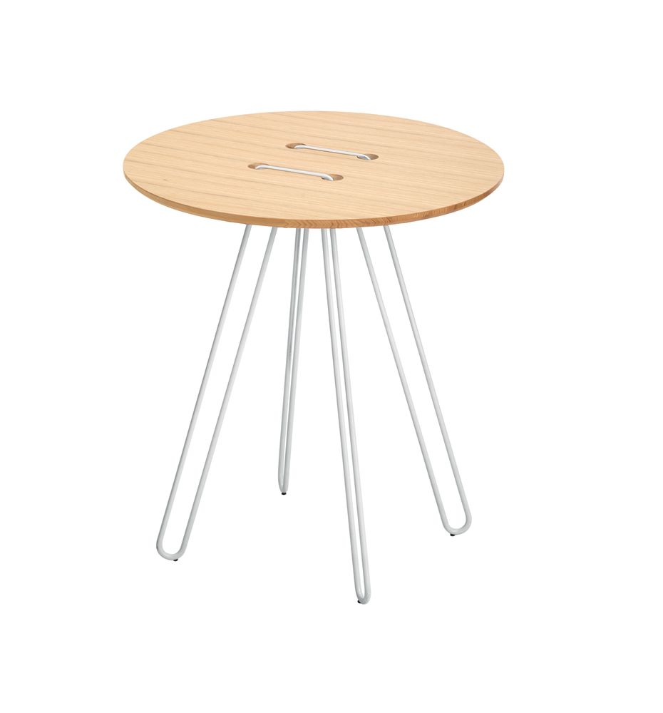 Twine Round Side Table by Casamania