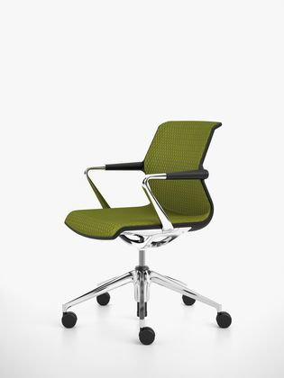 Unix Chair Five-star base by Vitra