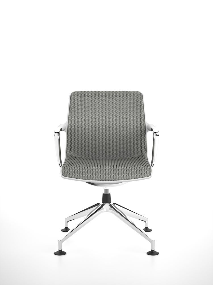Unix Chair Four-star base by Vitra