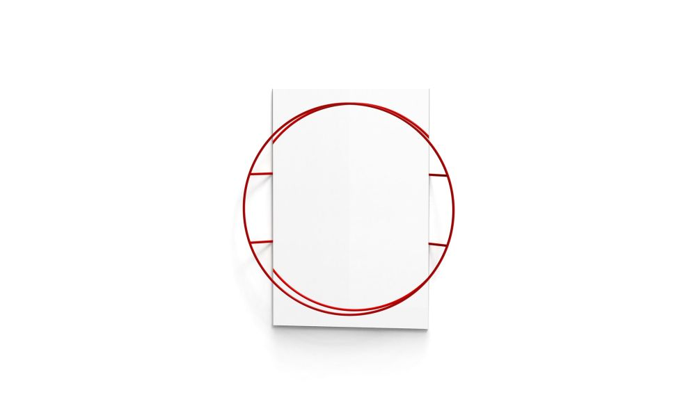 Untitled Circle Mirror by UNTITLED STORY