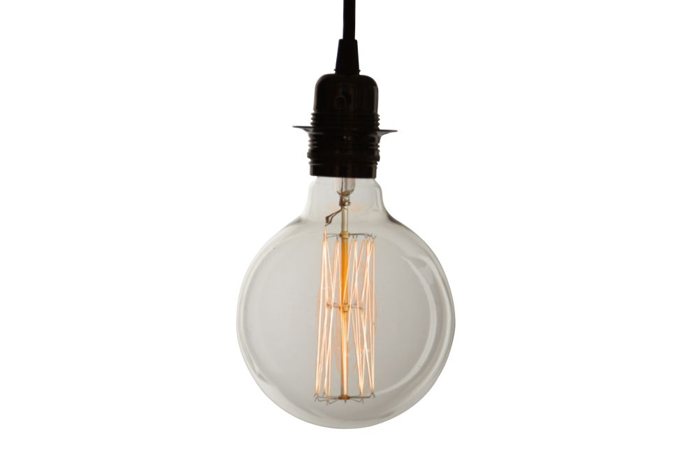 Vintage XL Globe Light Bulb by William and Watson