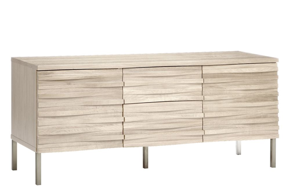 Wave Sideboard Oak by Russell Pinch for Content by Terence Conran