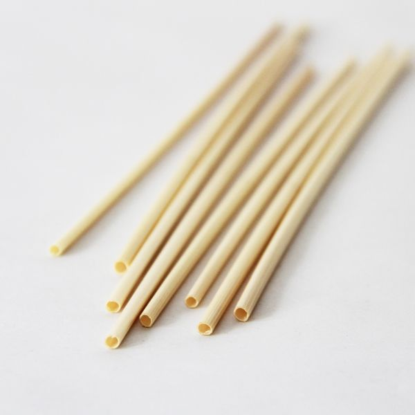 Wheat Straws by Golden Biscotti