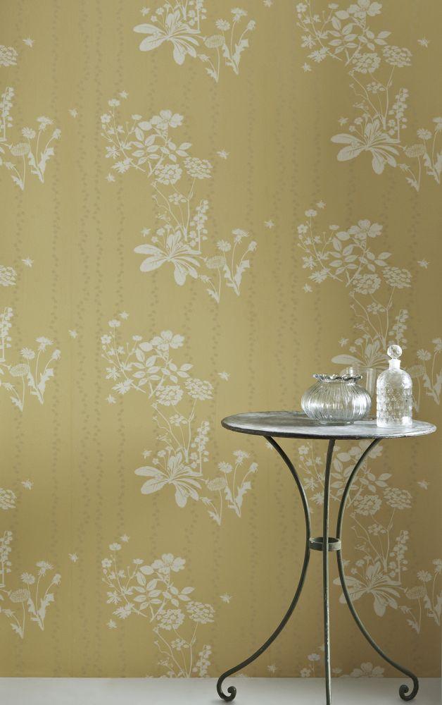 Wild Meadow Wallpaper by Barneby Gates