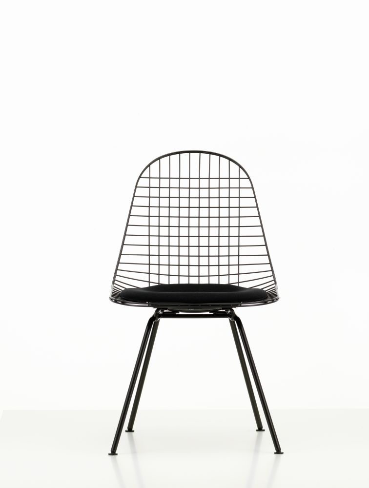 wire chair dkx 5 by vitra. Black Bedroom Furniture Sets. Home Design Ideas
