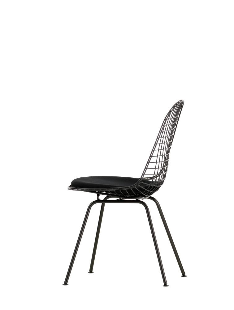 Wire Chair DKX 5 by Vitra