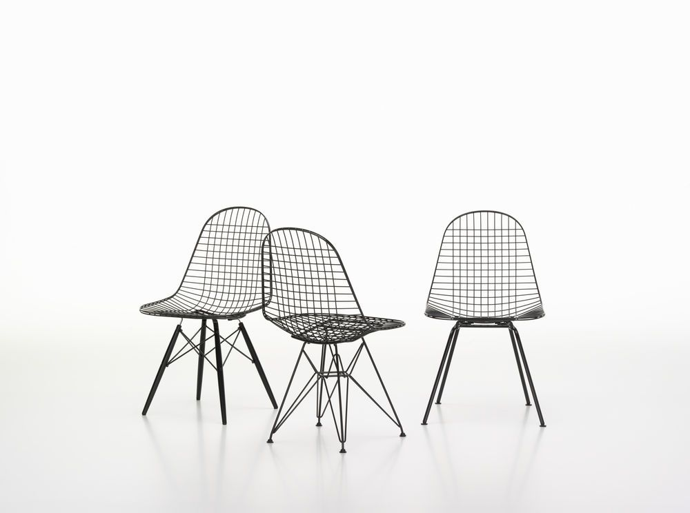 Wire Chair DKX by Vitra